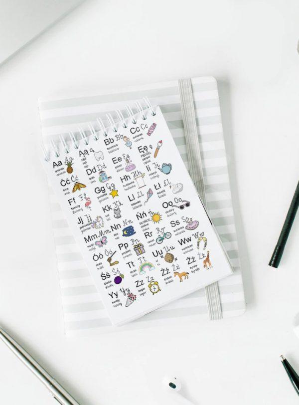Edukacyjne wkładki do zeszytów dla dzieci SmartEdu